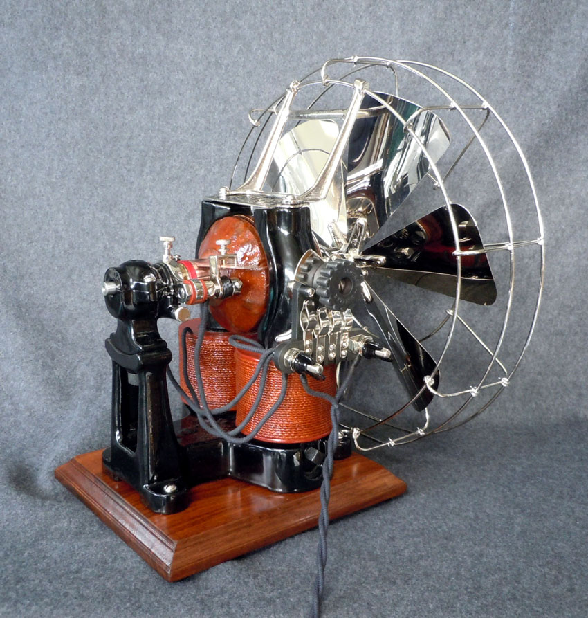 First Electric Fan : Invention and innovation questions related keywords
